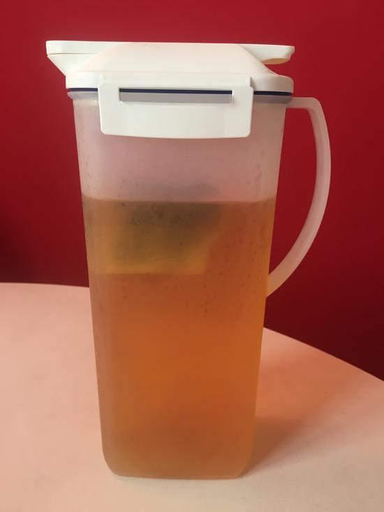 海外で飲んでいる水出しのお茶