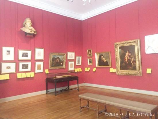 ドラクロワ美術館アトリエ