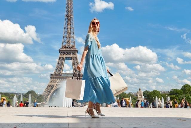 6月のフランス・パリの気温や服装