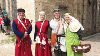 プロヴァン中世祭りの見所やアクセス