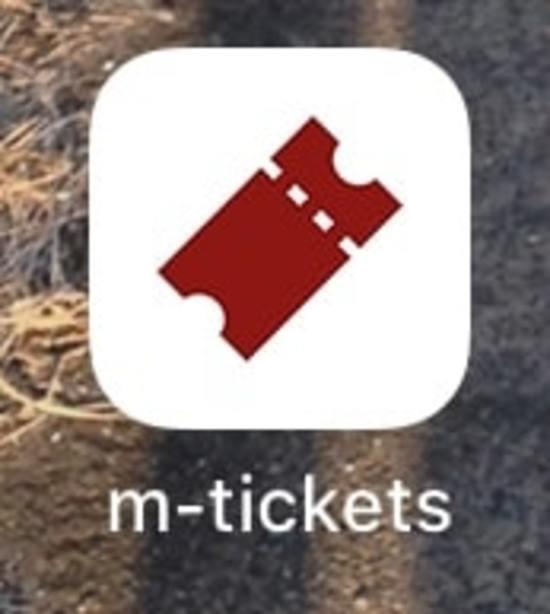 エジンバラ観光で使用したバスアプリ