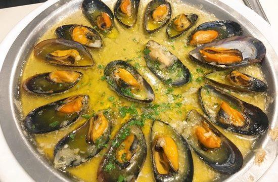 Mussel Innのムール貝