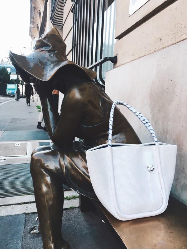 qbagparisのetoile(エトワール)バッグ