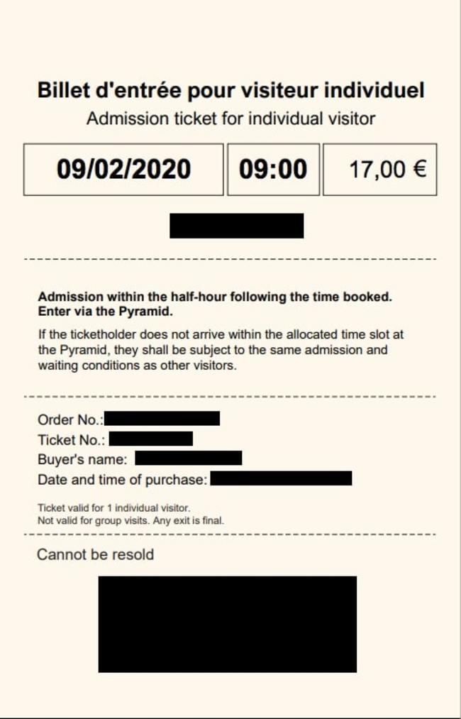 ルーブル美術館チケット予約解説