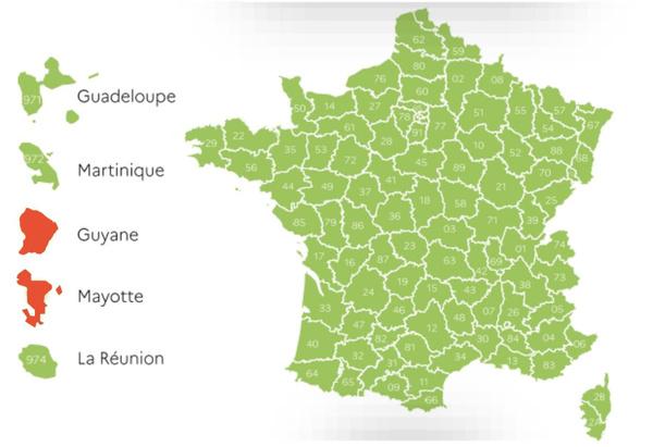 【6月22日付け】フランスの規制緩和措置まとめ