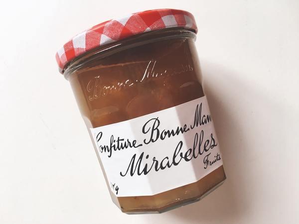 フランス土産にもおすすめ!「ミラベル」のジャム
